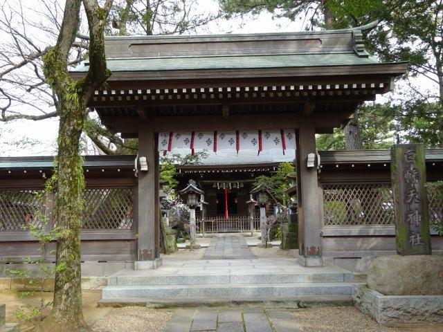 白幡天神社10