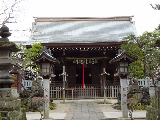 白幡天神社11