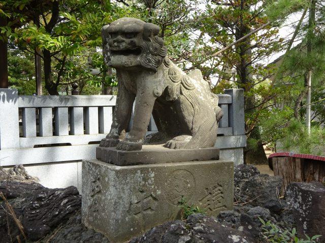 白幡天神社4