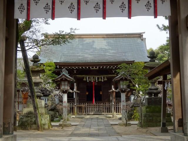白幡天神社7