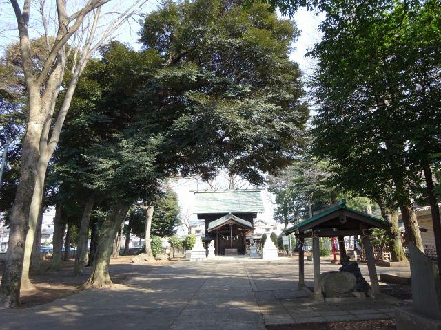 上染屋八幡神社2