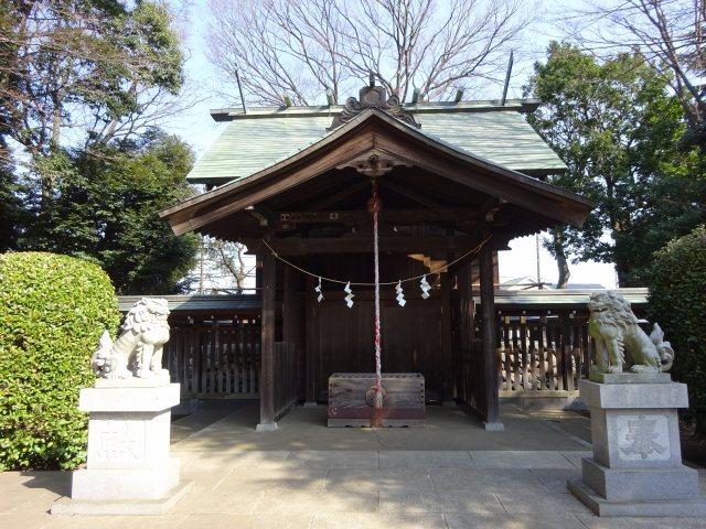 上染屋八幡神社6
