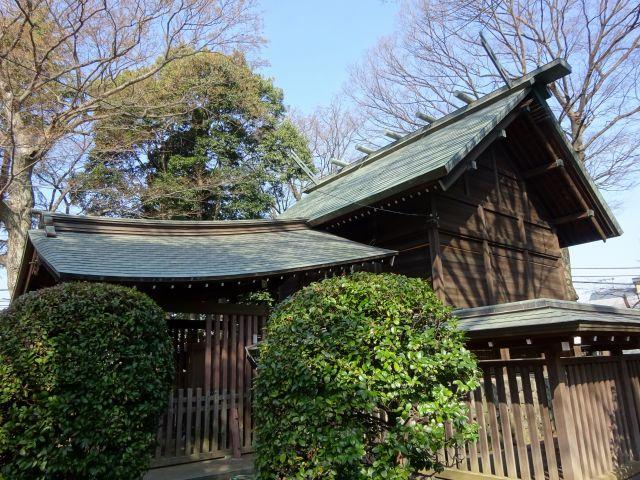 上染屋八幡神社7