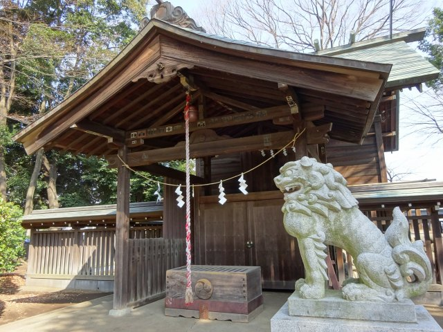 上染屋八幡神社9