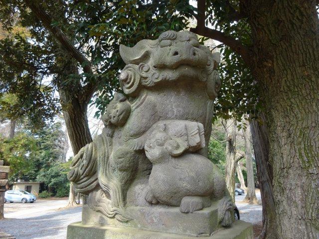小金井神社1
