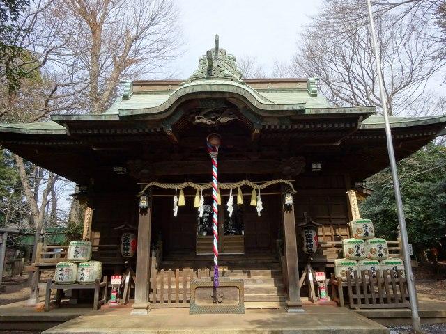 小金井神社10