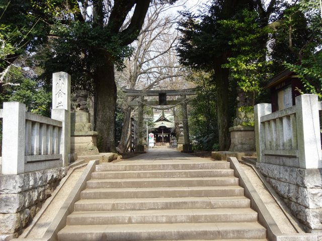 小金井神社17