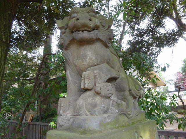 小金井神社2