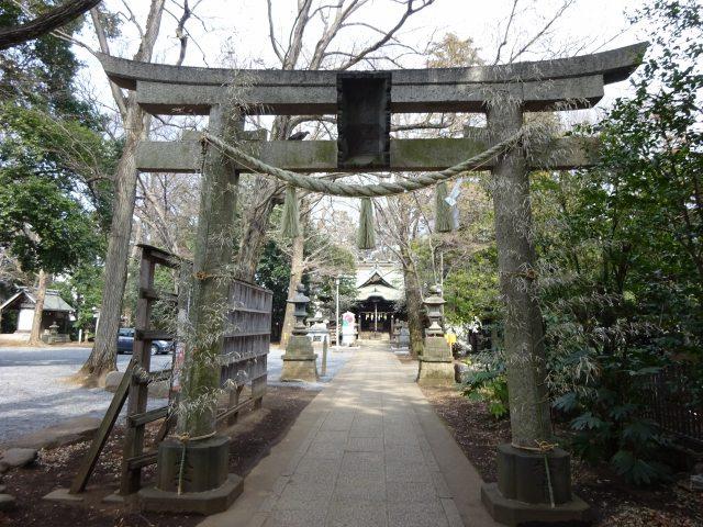 小金井神社3