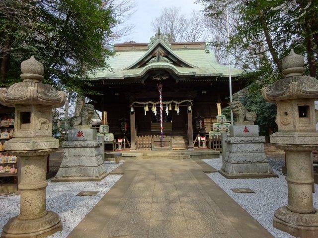 小金井神社4