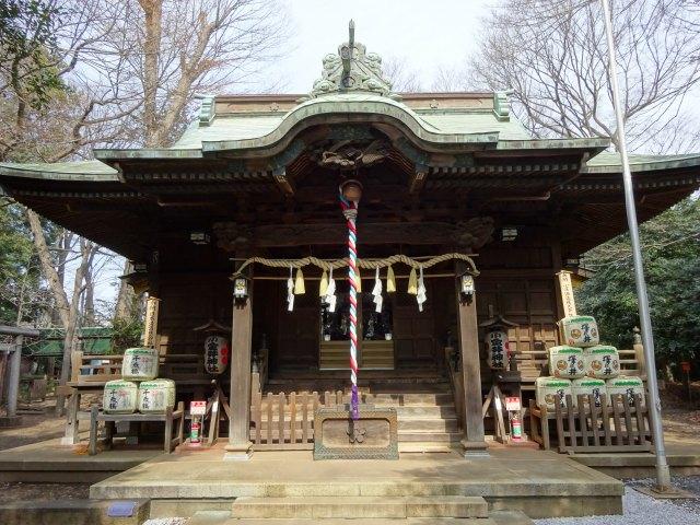 小金井神社5