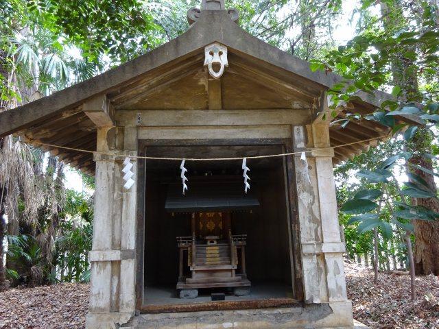 小金井神社9