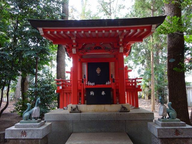 山王稲穂神社1