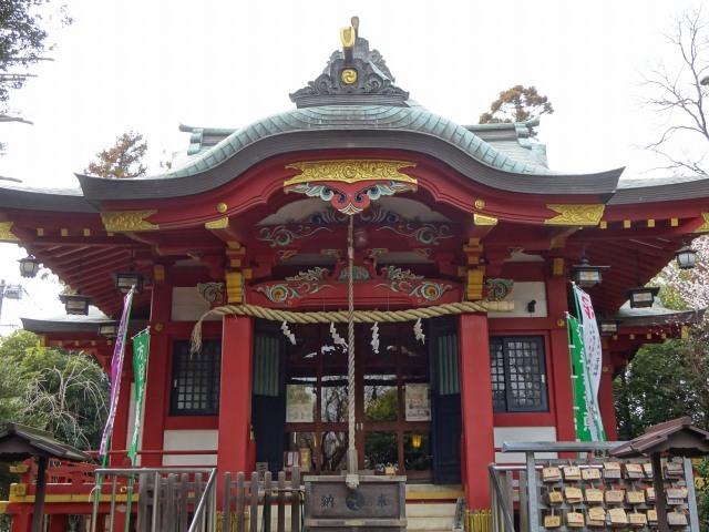 山王稲穂神社4