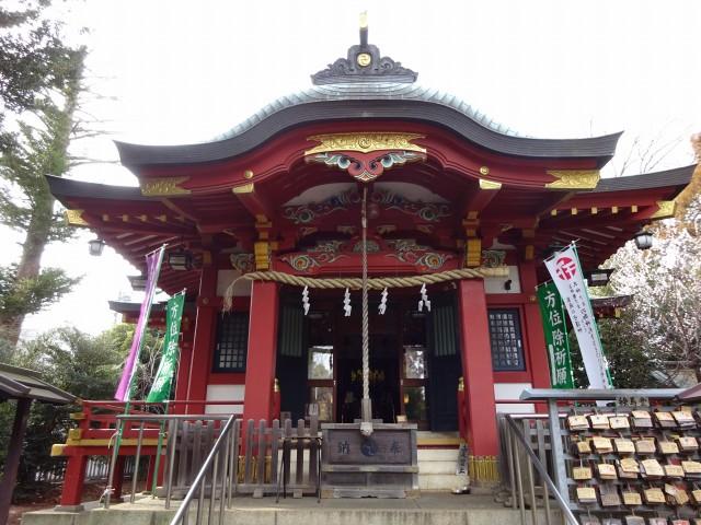 山王稲穂神社7