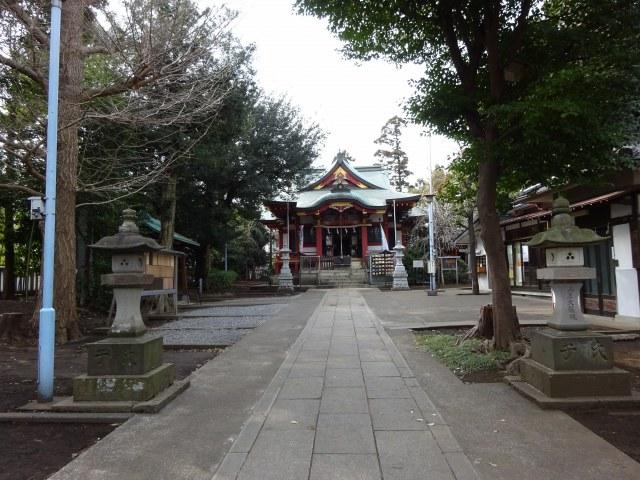 山王稲穂神社8