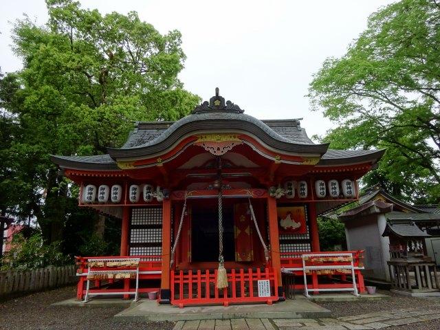 御霊神社10