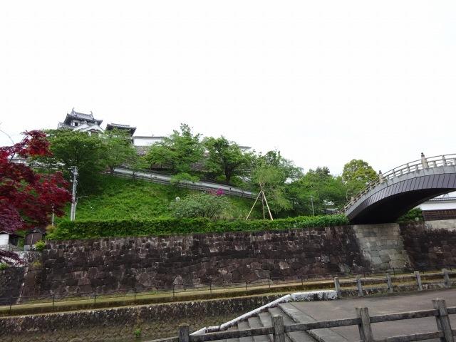 福知山城3