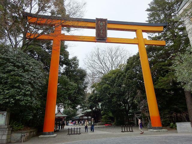 川越氷川神社17