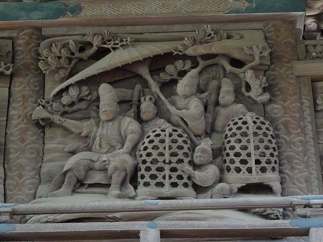 川越氷川神社9