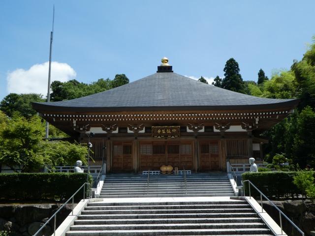 御誕生寺1
