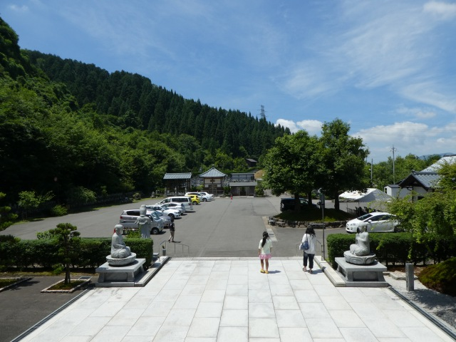 御誕生寺2