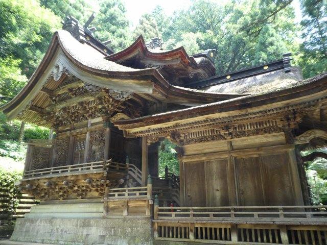 岡太神社・大瀧神社11