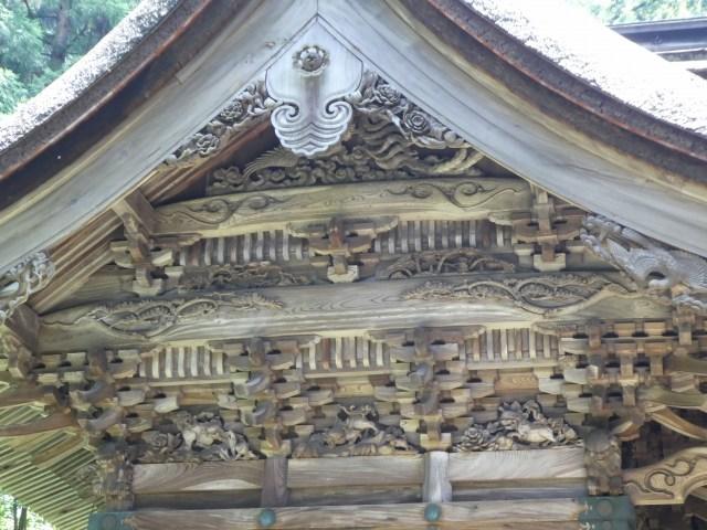 岡太神社・大瀧神社14