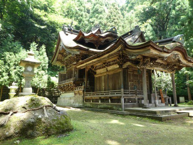 岡太神社・大瀧神社15