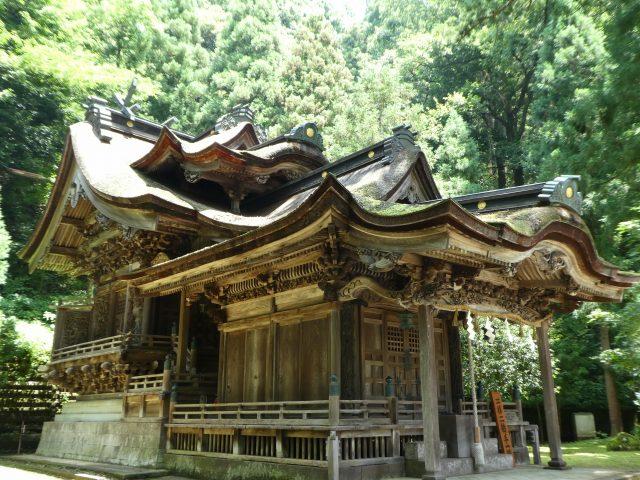 岡太神社・大瀧神社16