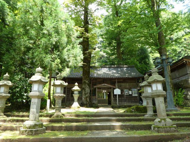 岡太神社・大瀧神社20