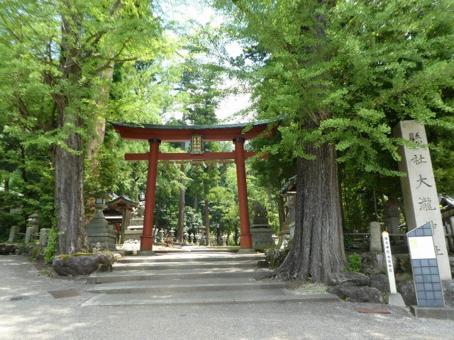 岡太神社・大瀧神社21