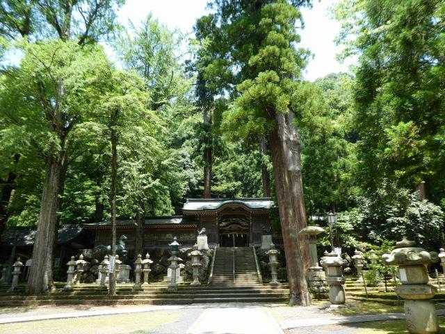 岡太神社・大瀧神社3