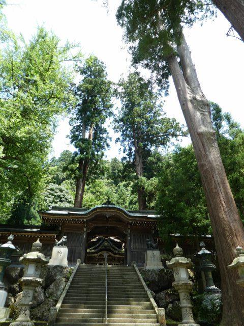 岡太神社・大瀧神社4