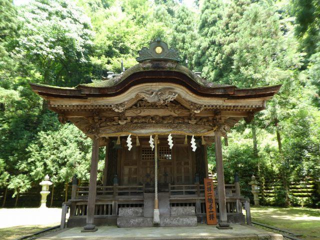 岡太神社・大瀧神社6