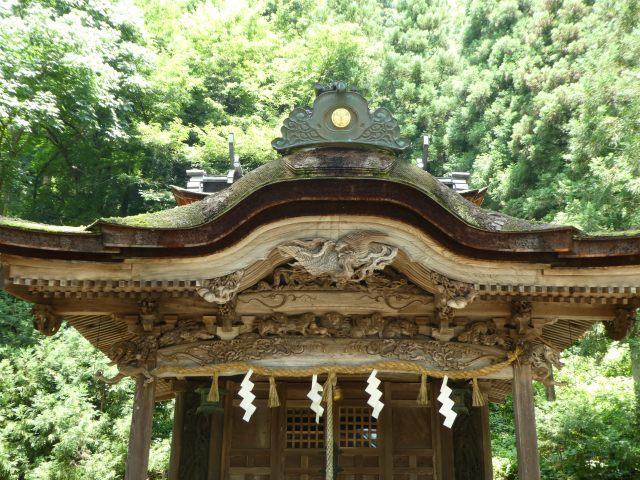 岡太神社・大瀧神社7