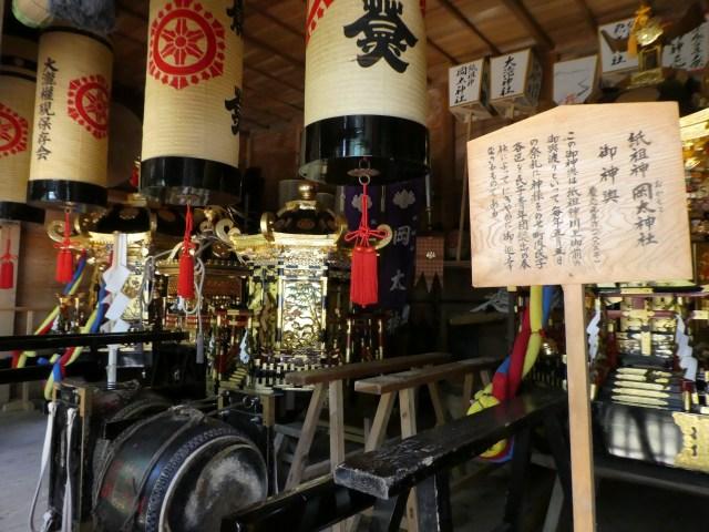 岡太神社・大瀧神社9