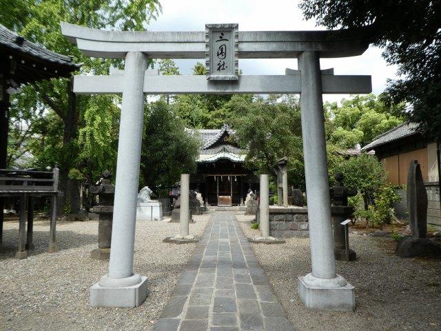 三囲神社2