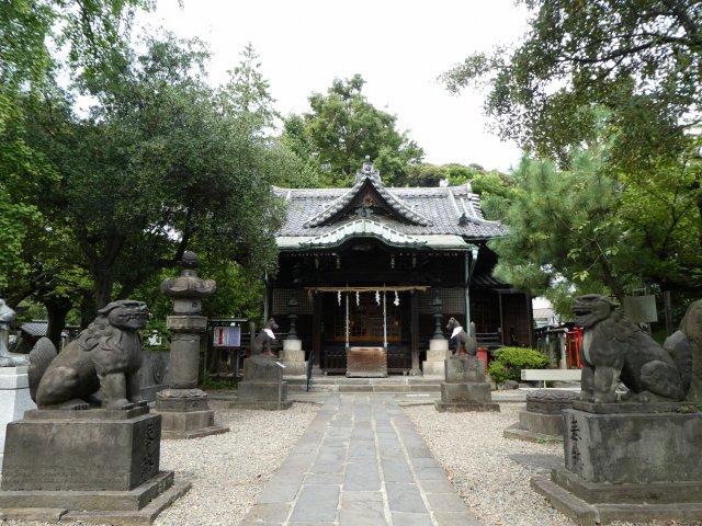 三囲神社3