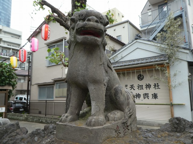 押上天祖神社2