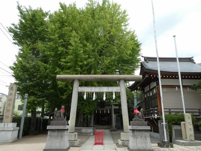 飛木稲荷神社11