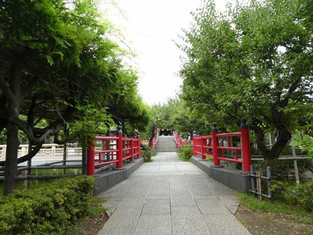 亀戸天神社13