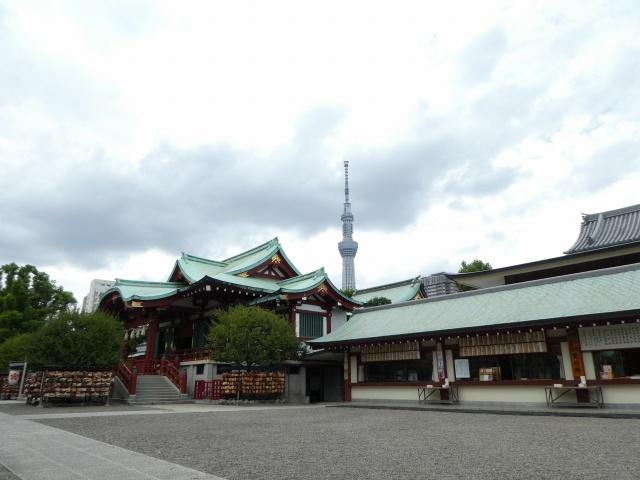 亀戸天神社25