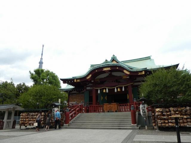亀戸天神社27