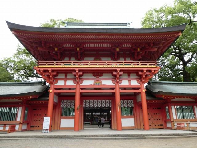 武蔵一宮氷川神社10