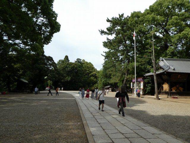 武蔵一宮氷川神社3