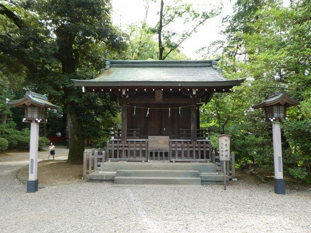武蔵一宮氷川神社5