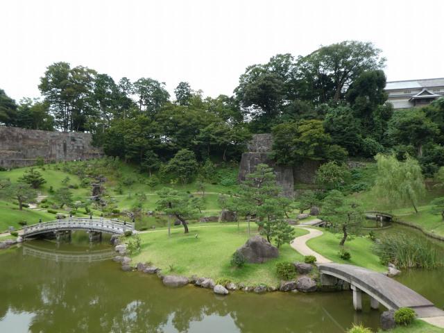 玉泉院丸庭園1