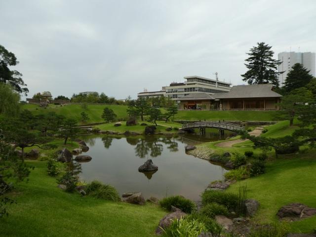 玉泉院丸庭園10