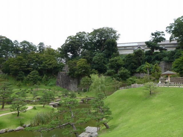 玉泉院丸庭園2